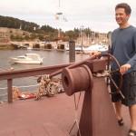 Doug in Galicia