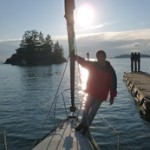 Vancouver sailing