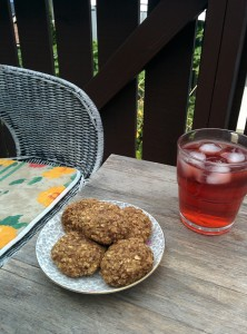 Enjoy out at sea, or on your back deck, along with some homemade iced tea!