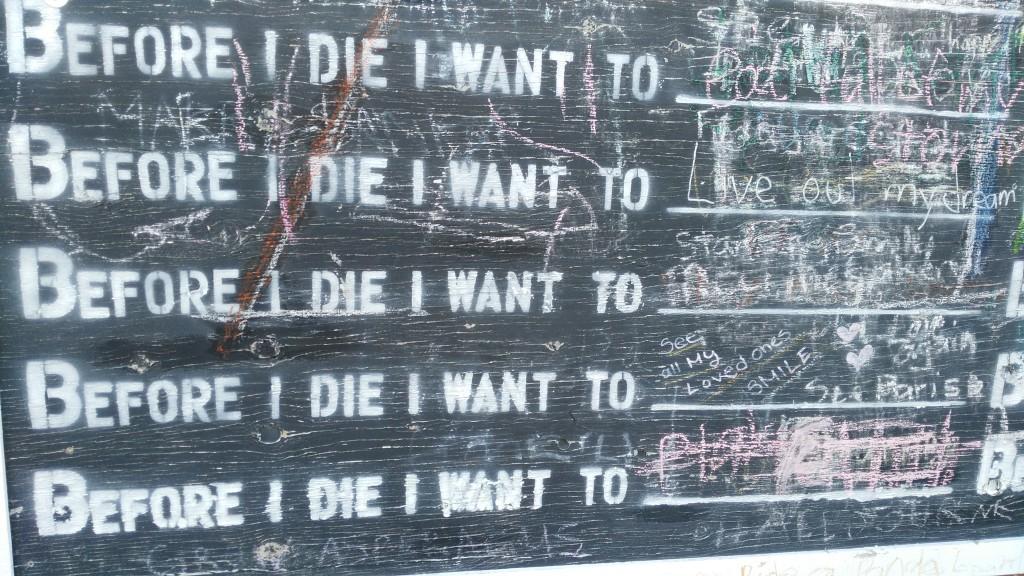 Street art at Gibsons Landing